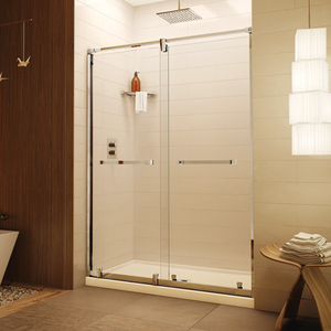 Fleurco Axent Bypass Sliding Shower Door