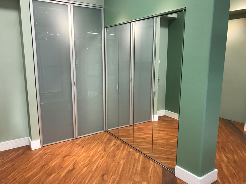 Sliding & Mirrored Bifold Doors