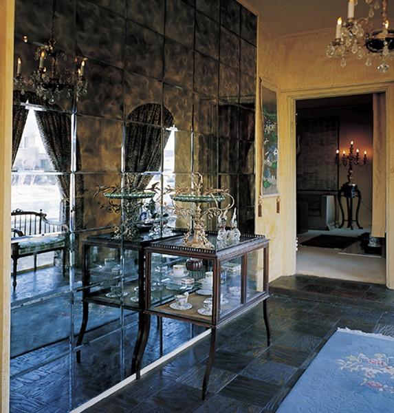 Antique Mirrors Creative Mirror Amp Shower