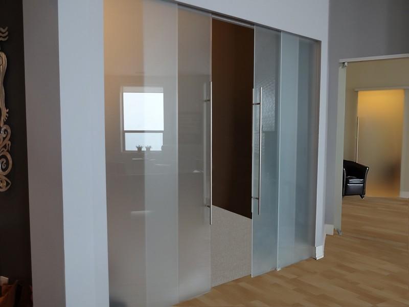 Bi Parting Creative Mirror Amp Shower