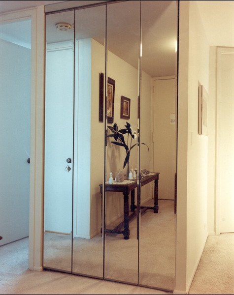 mirrored closet doors. View Larger Image. Sliding Glass Bifold Closet Doors Mirrored D