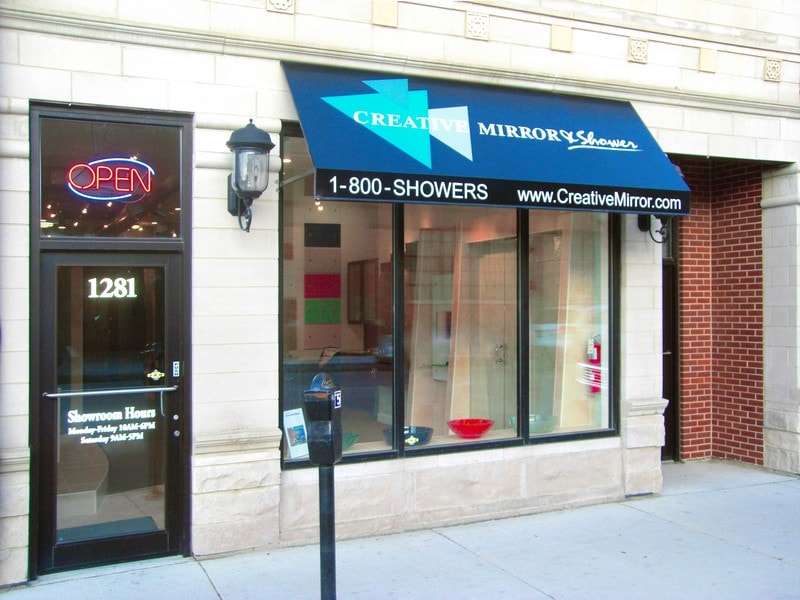 Our Downtown Chicago Design Center Won the Crystal Achievement Award for the Nation's Best Showroom!