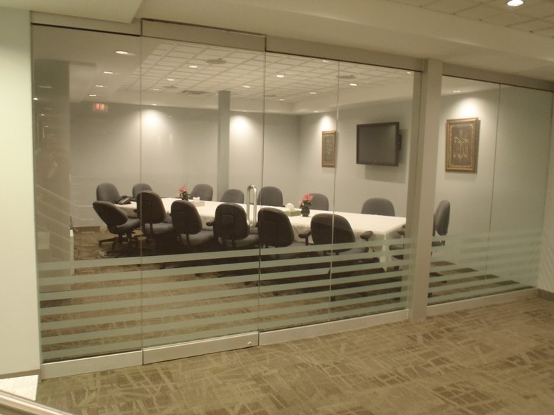 Business Conference Room Featured Projects Creative Mirror Shower