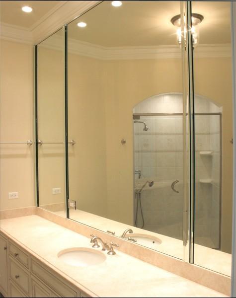 Creative Mirror & Shower