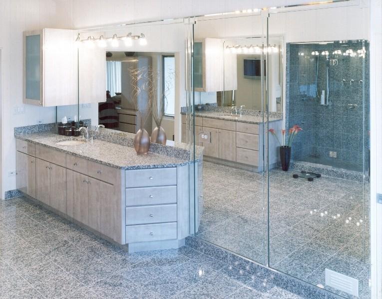 Bathroom Mirrors Chicago custom bathroom mirrors | creative mirror & shower