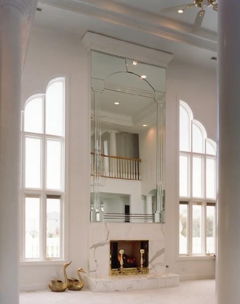 Fireplace | Creative Mirror & Shower