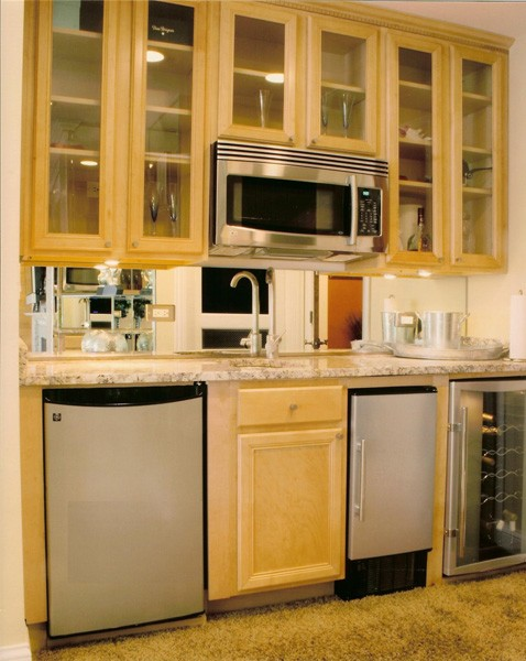 Custom Kitchen Mirrors