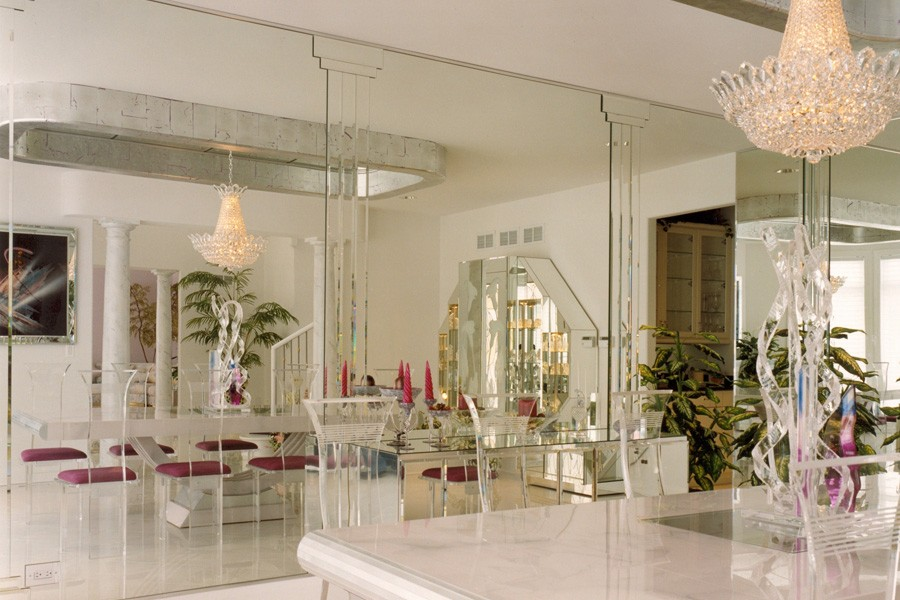 Custom Dining Room Mirrors | Creative Mirror & Shower