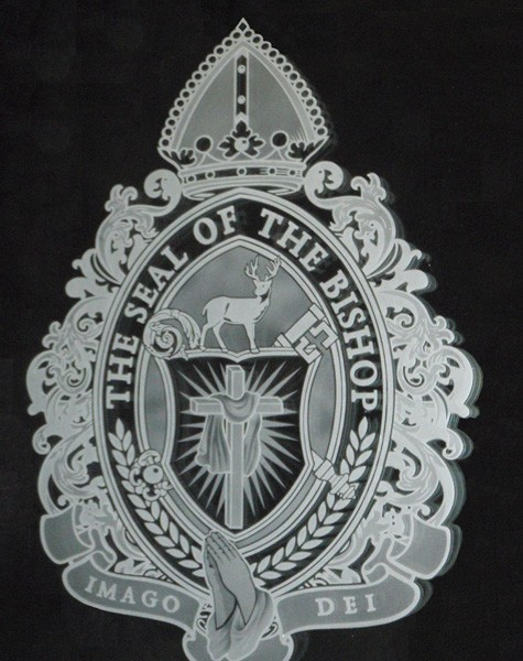 Etched Glass Company Logos