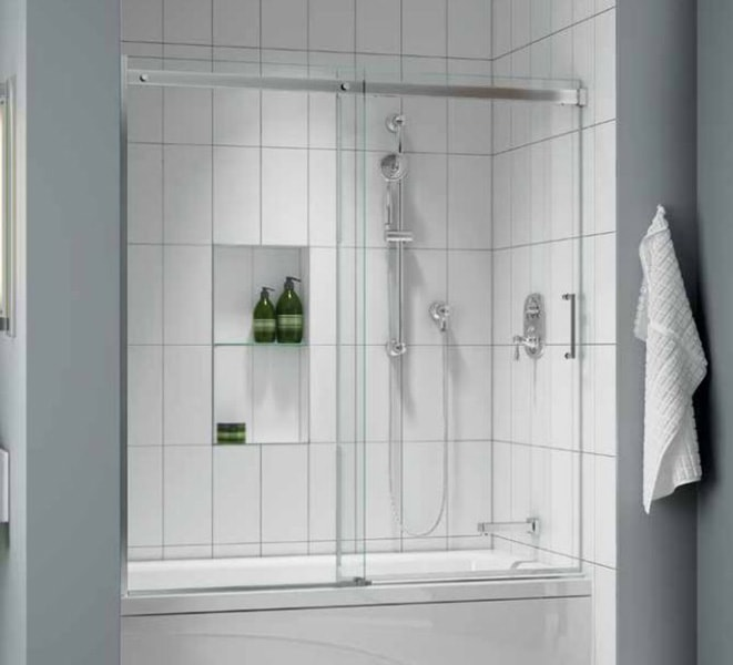 View Larger Image · Fleurco Apollo Sliding Shower Doors & Apollo | Creative Mirror u0026 Shower