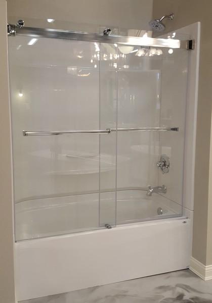 Gemini Bypass Shower Doors Creative Mirror Amp Showers
