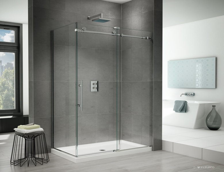 Fleurco K2 Sliding Shower Doors