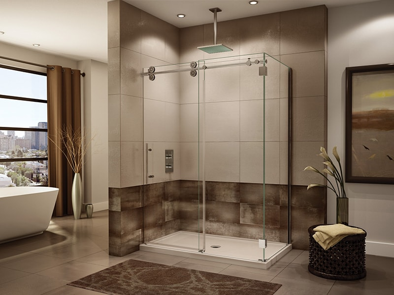 Kinetik Fleurco | Creative Mirror & Shower