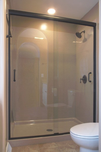 Creative Bypass Shower Doors Creative Mirror Amp Shower