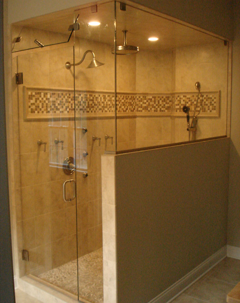 Steam Shower | Creative Mirror & Shower