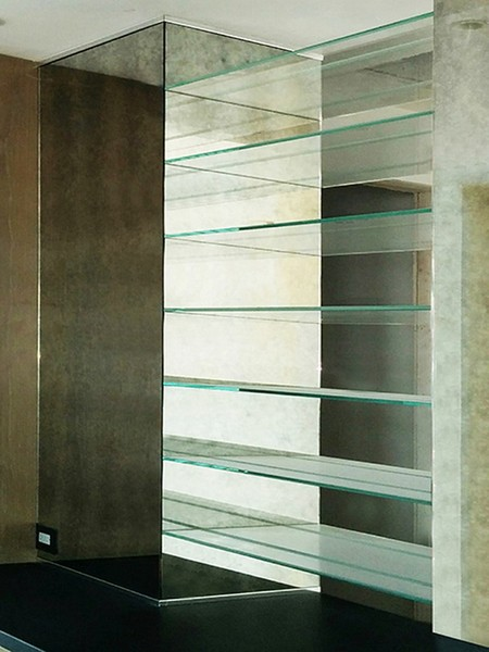 Glass Tabletops, Shelving and Standoffs