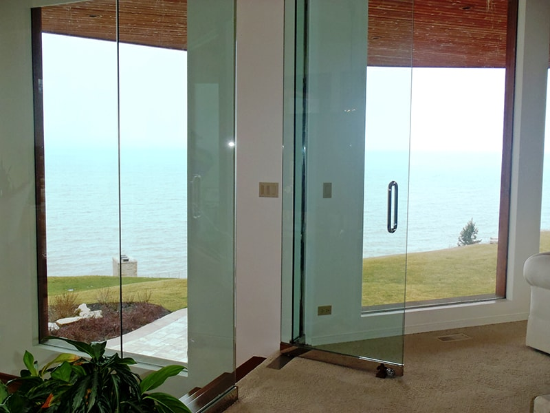Architectural Entry Swing Doors