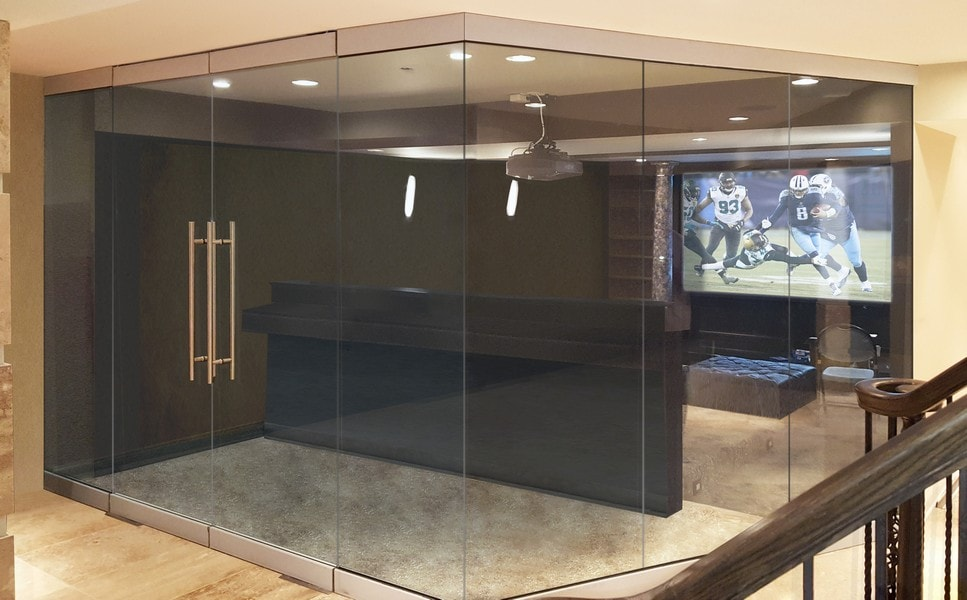 View Larger Image · Interior Glass Walls