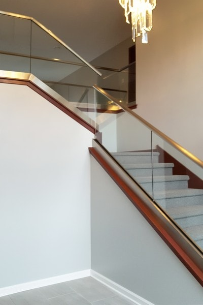 Chicago Architectural Glass Railings
