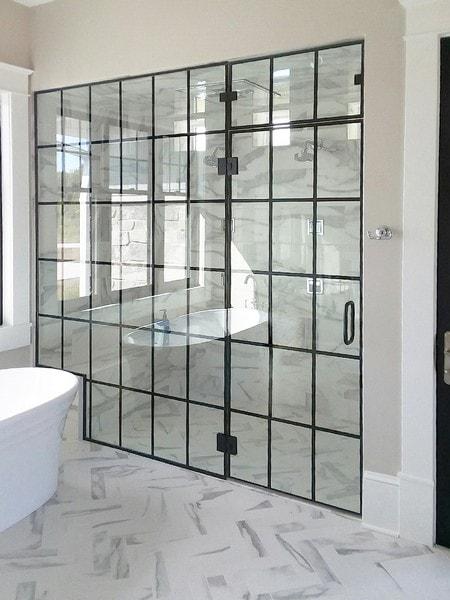 Steam Shower Creative Mirror Amp Shower