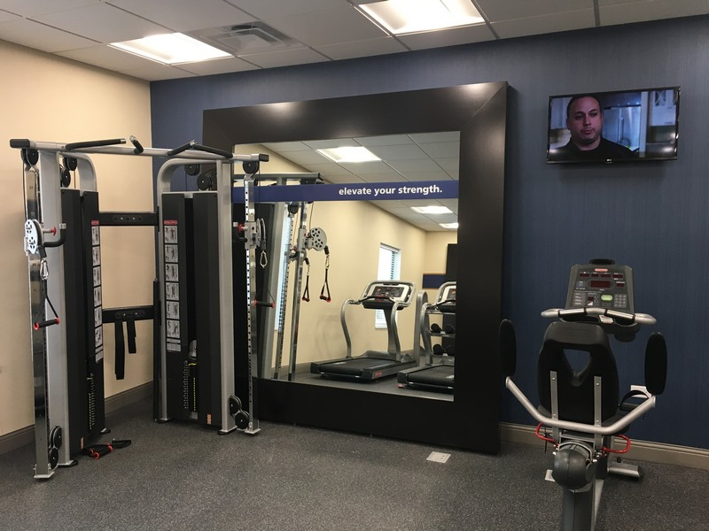 Fitness Center Glass and Mirrors