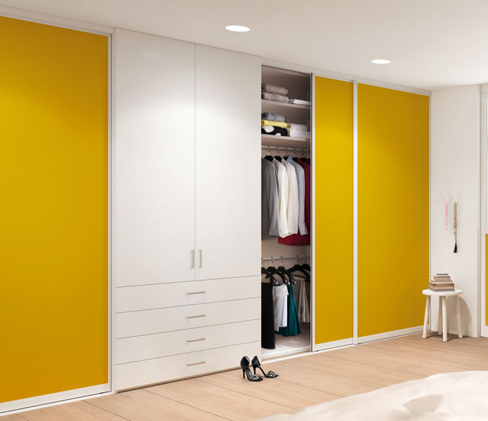 Painted closet doors Decorative View Larger Image Chicago Glass Back Painted Sliding Closet Doors Creative Mirror Shower Closet Doors Artistic Painted Glass Creative Mirror Shower