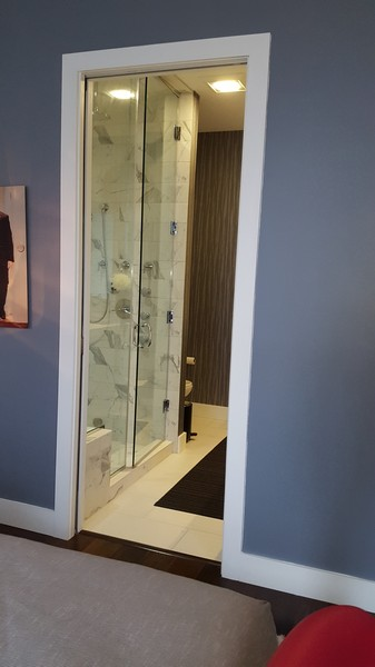 Pocket Doors Creative Mirror Amp Shower