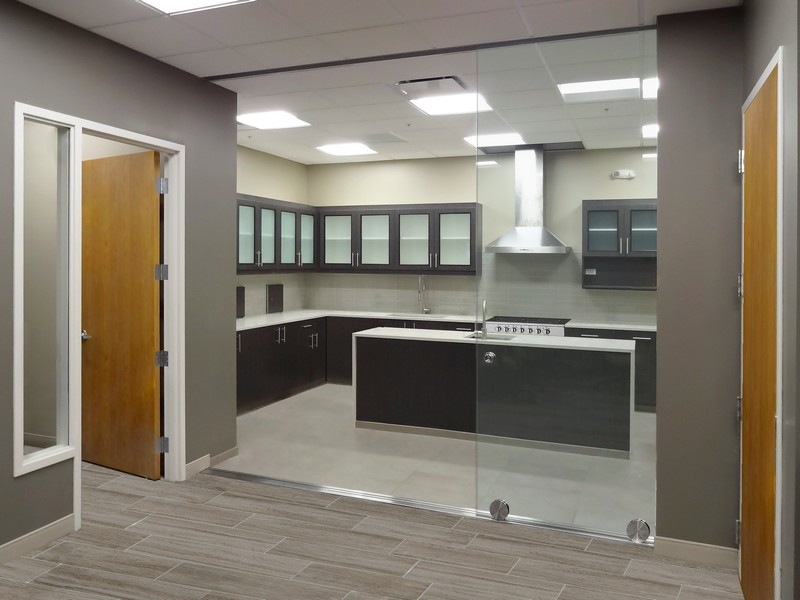 Chicago Glass Sliding Bypass Doors and Room Dividers