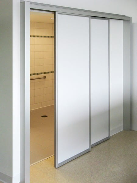Sliding Glass Raumplus Closet Doors