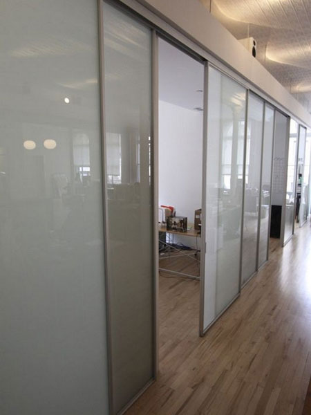 Commercial Sliding Glass Raumplus Systems