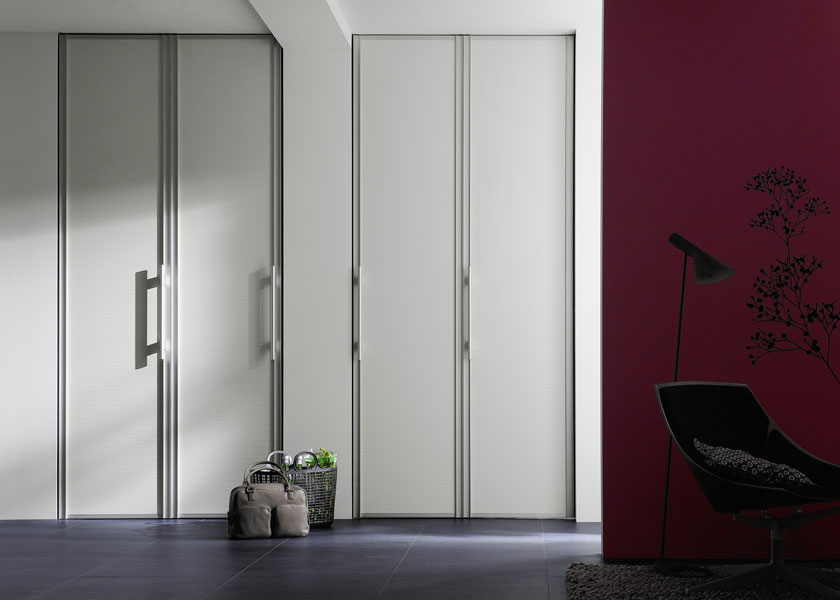 Bifold Closet Doors Creative Mirror Amp Shower