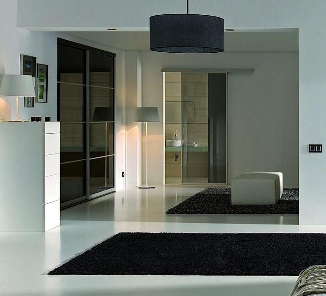 raumplus sliding door systems creative mirror shower. Black Bedroom Furniture Sets. Home Design Ideas