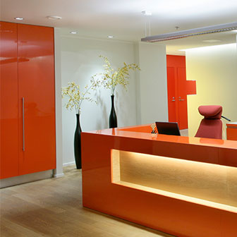 Commercial Interiors & Cladding
