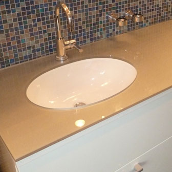 Countertops & Shower Walls