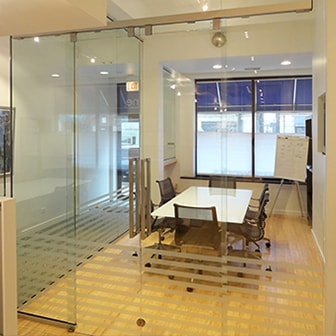 Interior Glass Doors & Walls