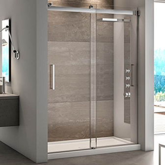 Fleurco Products Creative Mirror Amp Shower