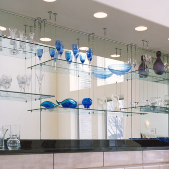 Glass Tables, Shelving & Standoffs