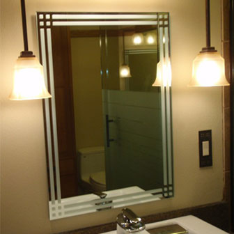 Superb Creative Mirror U0026 Shower