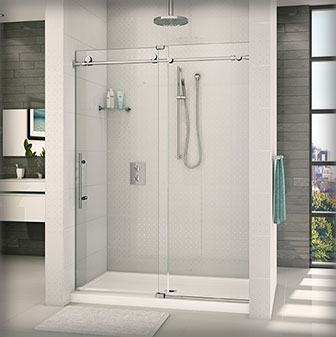 Glass Shower Doors Amp Enclosures Creative Mirror Amp Shower