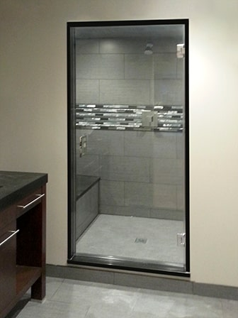 Frameless Shower Doors Amp Enclosure Creative Mirror Amp Shower