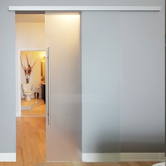 Sliding Glass Doors Dividers Creative Mirror Shower