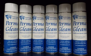 Perma Gleam Glass Cleaner
