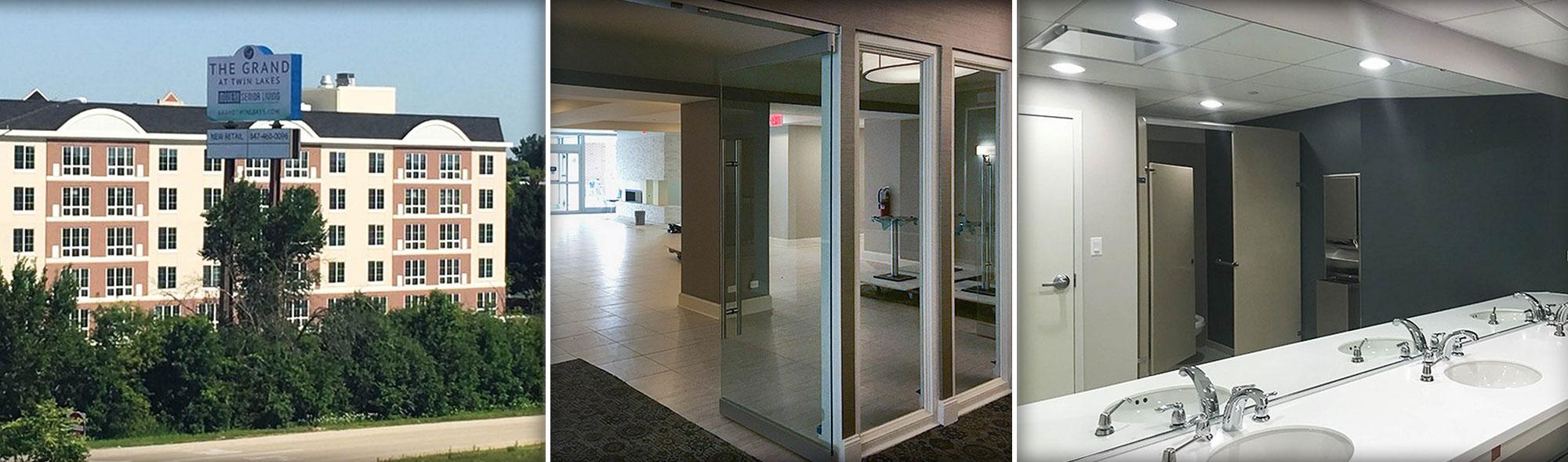 Creative Mirror Shower Of Chicago Mirrors Shower Doors Glass