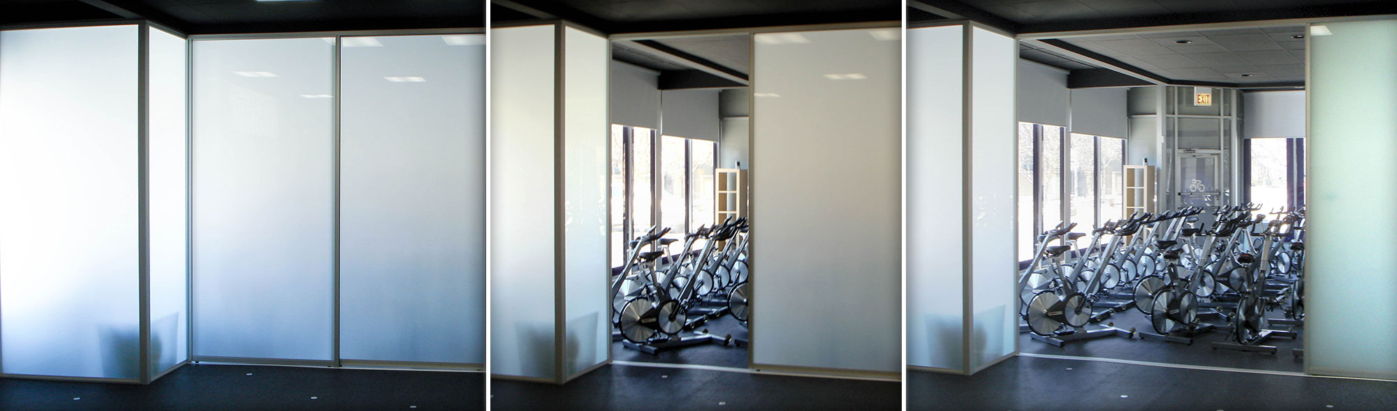 Fitness Centers & Creative Mirror u0026 Shower of Chicago   Mirrors Shower Doors u0026 Glass